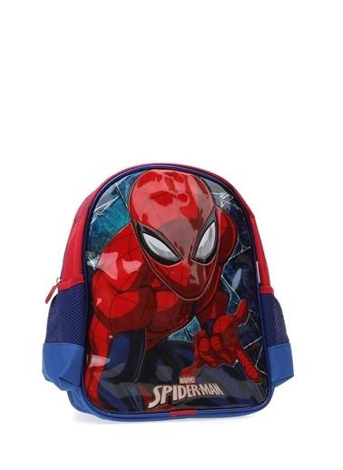 Koton Koton Tek gözlü Spiderman Sırt Çantası Lacivert